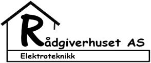Rådgiverhuset logo gammel